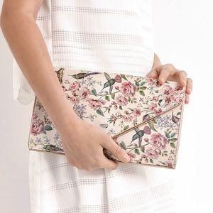 Oasis Royal Worcester Clutch